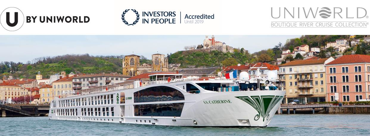 The Travel Corporation UK Recruitment Kitchen Helper On A River - River cruise ships europe
