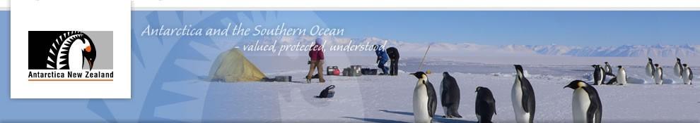 Antarctica New Zealand